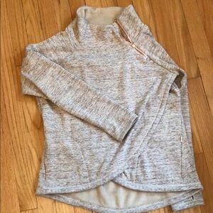 Athleta Rose Gold Sweatshirt